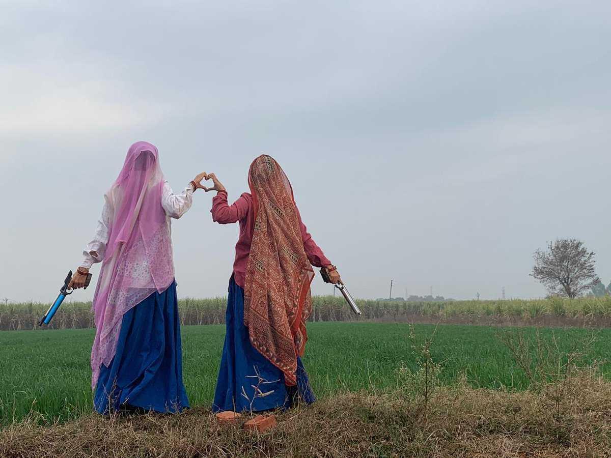 'Saand Ki Aankh', A film on two octogenarian women sharpshooters of India
