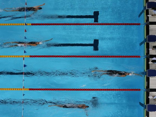 Olympics-Swimming-Dressel caps off 'terrifying' Games with fifth gold
