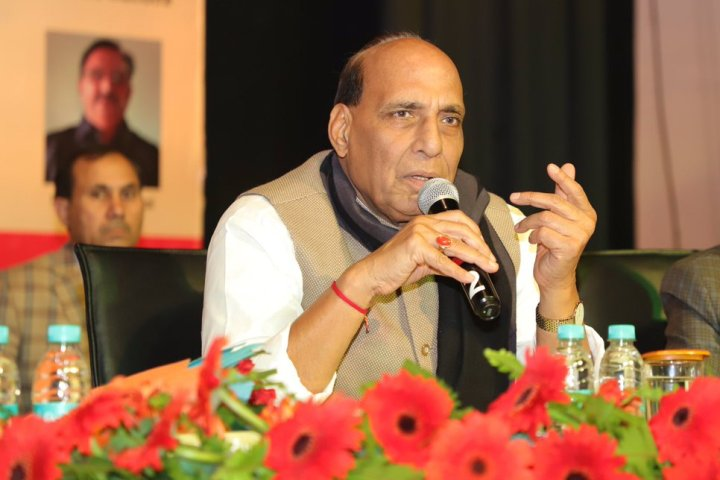 Rajnath to make statement in RS on India-China standoff on Thursday