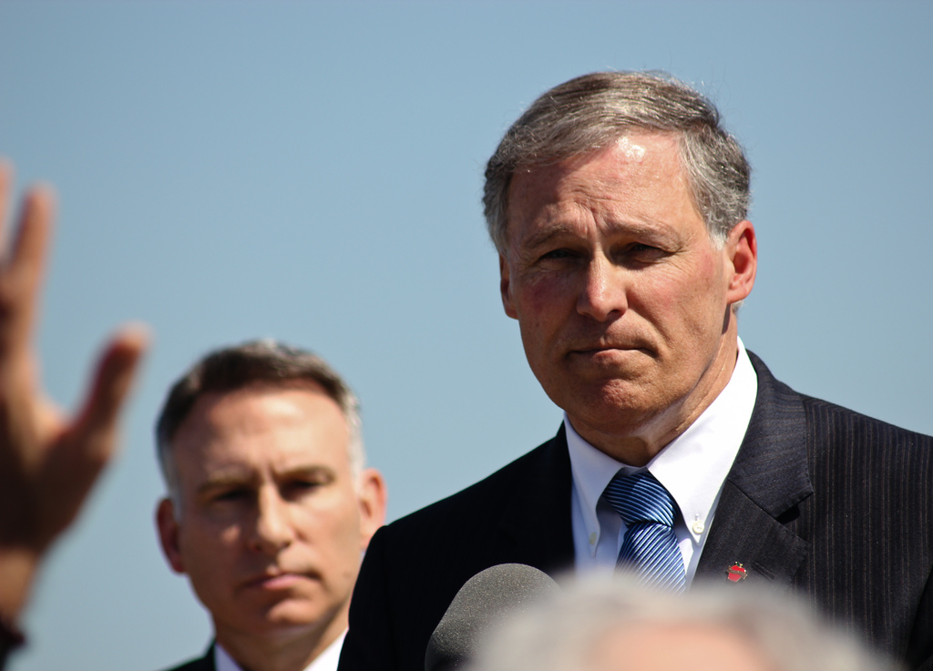 Washington governor calls for more in-person learning