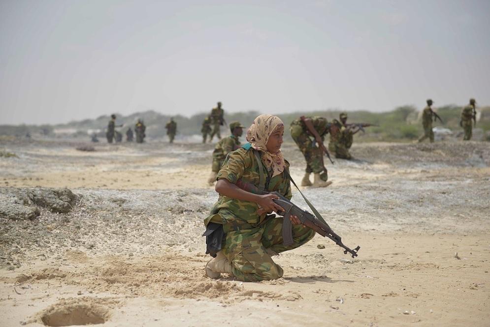 Somali forces end extremist siege of Kismayo hotel; 18 dead