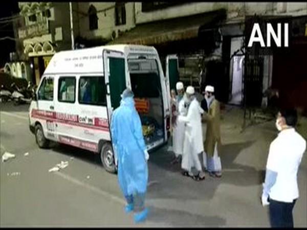 7 Indonesians, 1 person from Kolkata and 1 from Kerala who attended Tablighi Jamaat in Delhi quarantined in Prayagraj