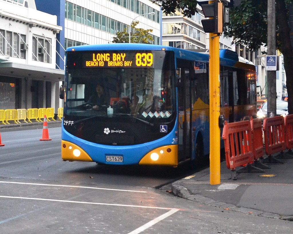 NZ Bus signs agreement with unions representing 800 drivers in Auckland