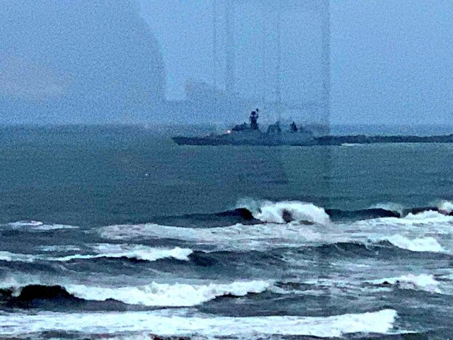 Indian Navy sets up relief camps to cope up destruction from cyclone in Odisha