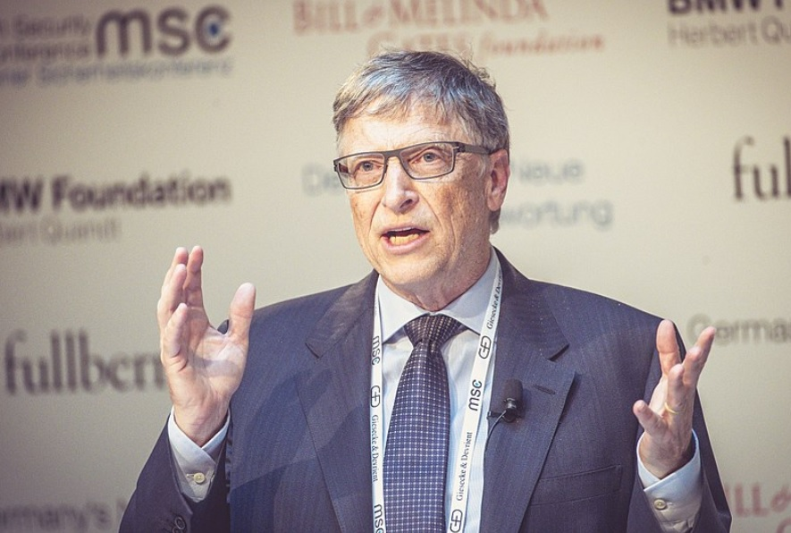 Bill Gates calls on Vardhan, health ministry signs MoC with Bill & Melinda Gates Foundation