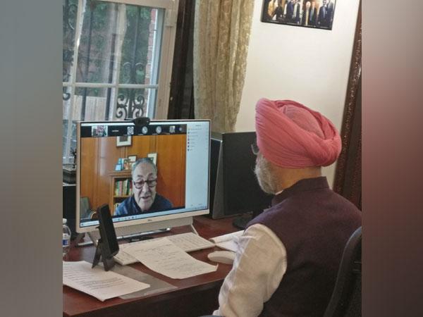 US Senate Majority Leader Chuck Schumer expresses solidarity with India