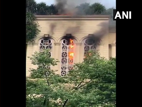 Fire at building in Mumbai's Powai, no casualties reported