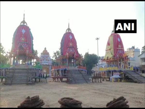 Preparations underway for Bahuda Rath Yatra
