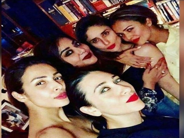'Bffs that pout together stay forever': Malaika Arora reminisces hangout with BFFs, shares adorable throwback picture