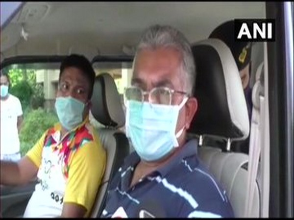 Bengal BJP president Dilip Ghosh alleges attack by TMC workers