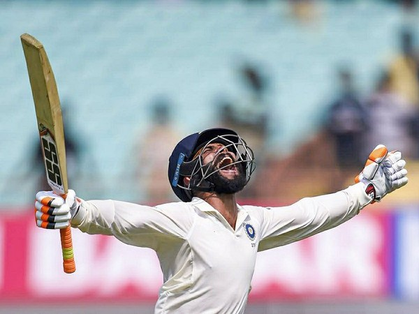 Aim to give my best for country: Jadeja on being named as India's Test 'MVP'
