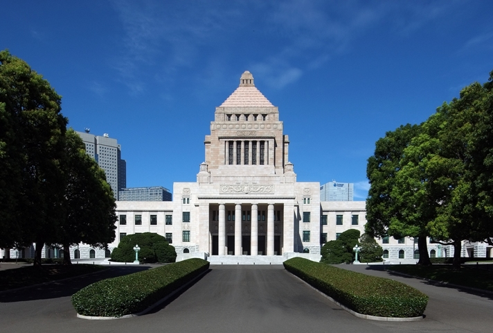 Lawmakers with serious disabilities take seats in Japan parliament