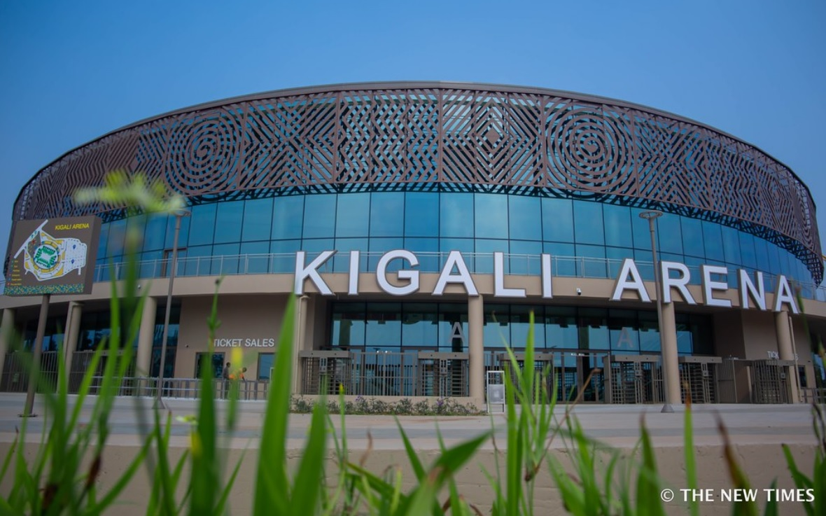 Kigali Arena awaits inauguration, Rwanda to host AfroBasket 2021 in multibillion complex