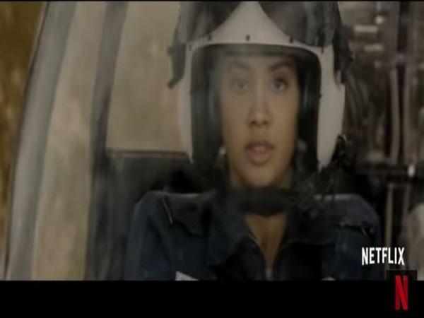 Janhvi Kapoor Drops Breathtaking Trailer Of Gunjan Saxena The Kargil Girl Entertainment