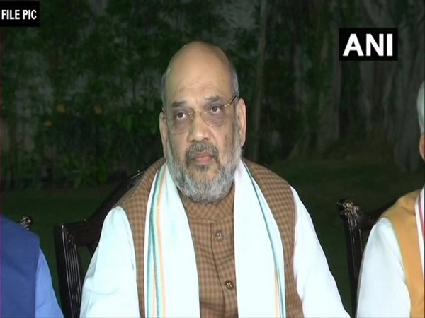 Home Minister Amit Shah says he has tested positive for coronavirus