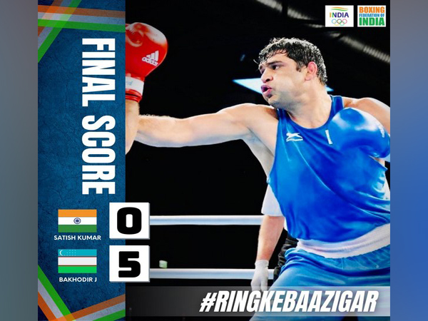 Tokyo Olympics: Gritty Satish Kumar bows out after losing to top-seed Bakhodir Jalolov
