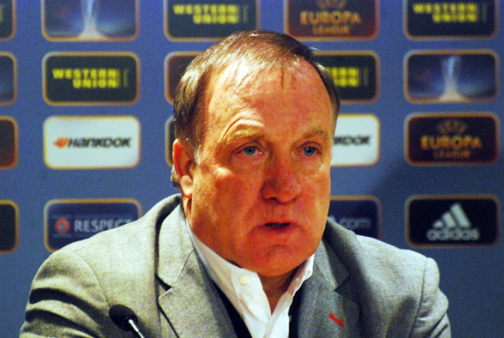 Soccer-Advocaat to take charge of Iraq in World Cup qualifiers