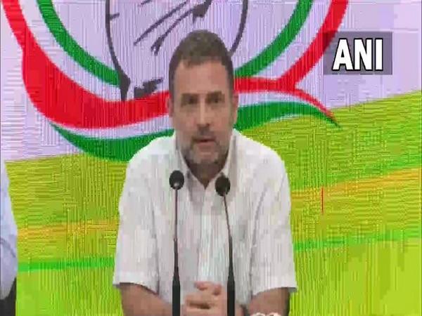 Rahul Gandhi slams Centre, says farmers, MSMEs, salaried class being demonetised