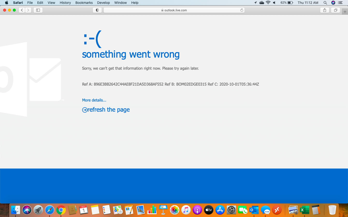Outlook down? Users report problems with Microsoft's email service, again