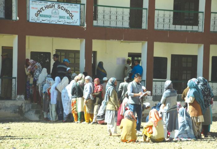 J-K panchayat polls: 7,959 candidates in fray for remaining 2 phases