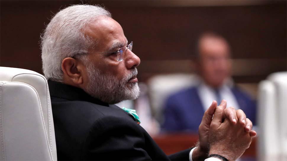 PM Modi reiterates commitment to women empowerment ahead of polls