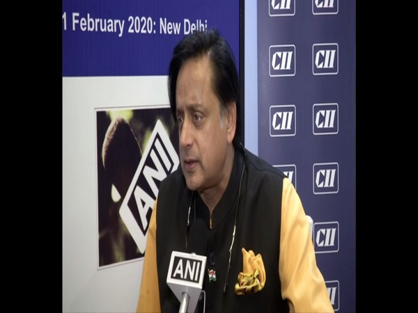 Tharoor terms Union Budget as 'sit-down India Budget'