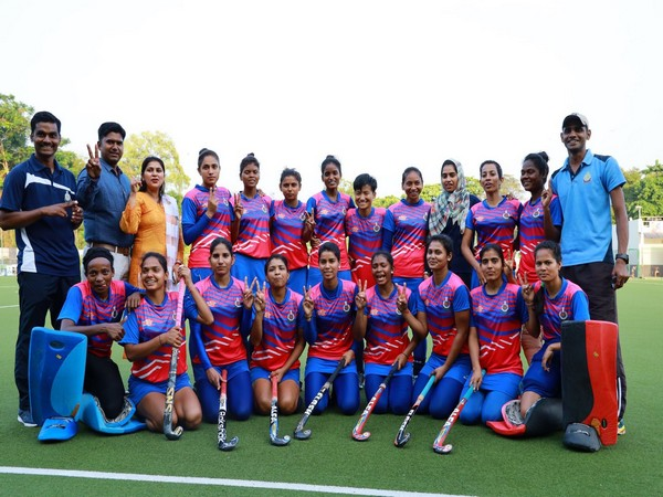 SSB win Hockey India Senior Women National Championship