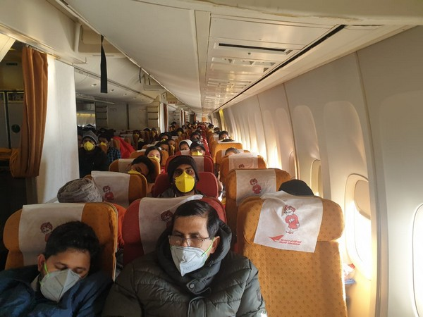 Air India flight carrying 323 Indians, 7 Maldivians evacuated from Wuhan lands in Delhi