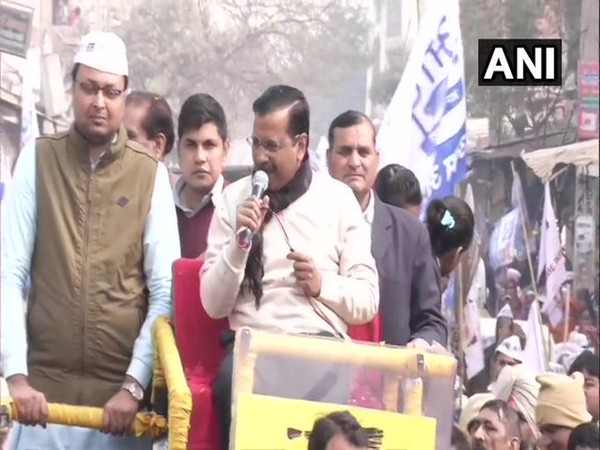 Mess of last 70 years cannot be undone in 5 years: Arvind Kejriwal during Delhi roadshow