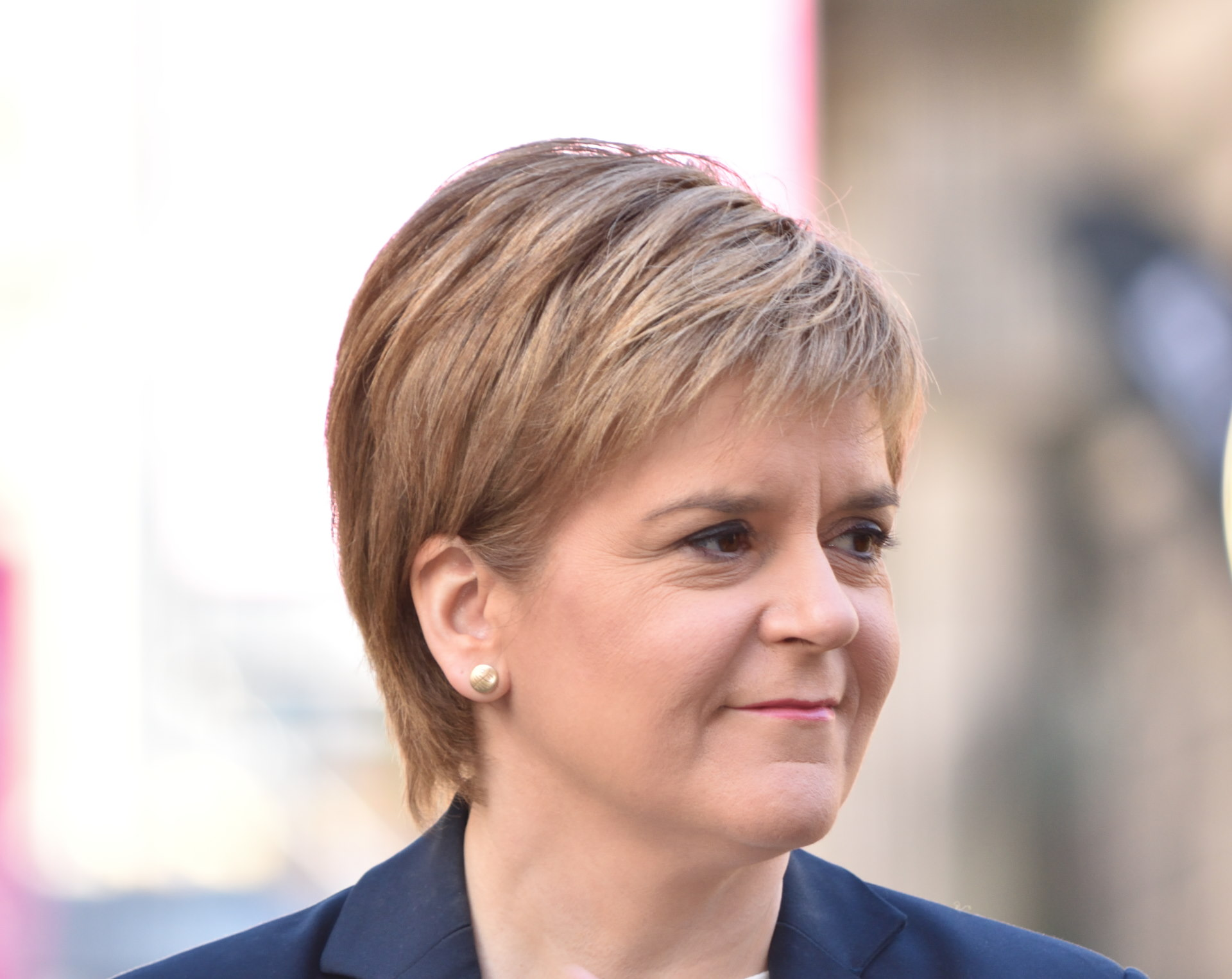 SNP leader Sturgeon vows independence vote after election success