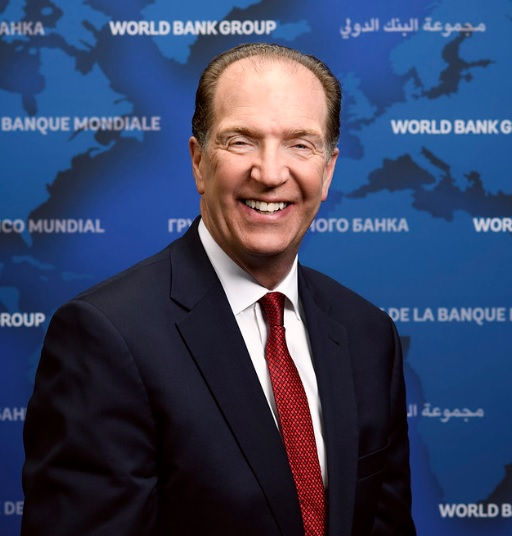 Malpass says World Bank finalizing $160 bln coronavirus relief package