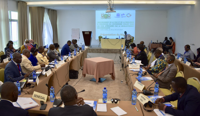 UNESCO organizes workshop in Ethiopia to promote peace among African youth