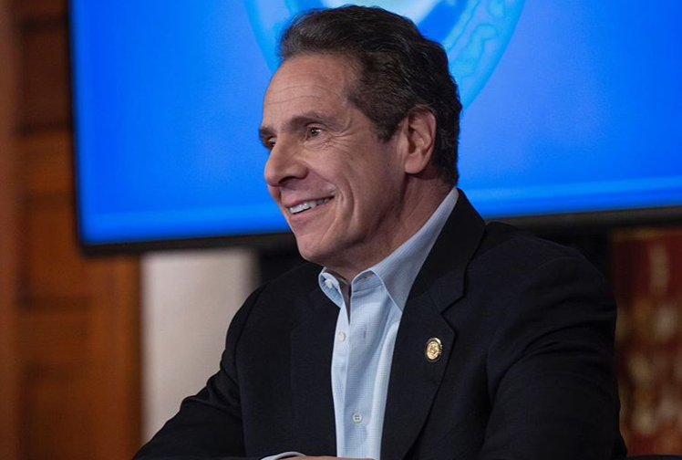 """New York's Cuomo says groups of up to 10 must aim to stay """"safe"""""""