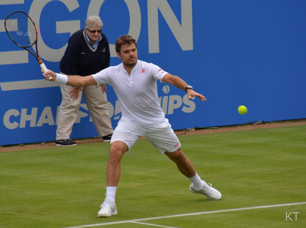 Tennis-Wawrinka relishes second career shot as he lines up Tsitsipas