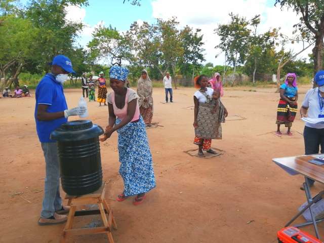 29,714 people in Juba reached with WASH services to help contain COVID: UNICEF