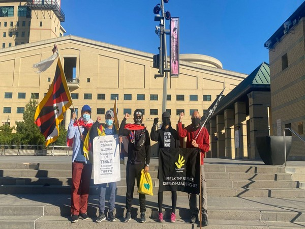 Canada: Regional Tibetan Youth Congress VP holds 10-day march for free Tibet