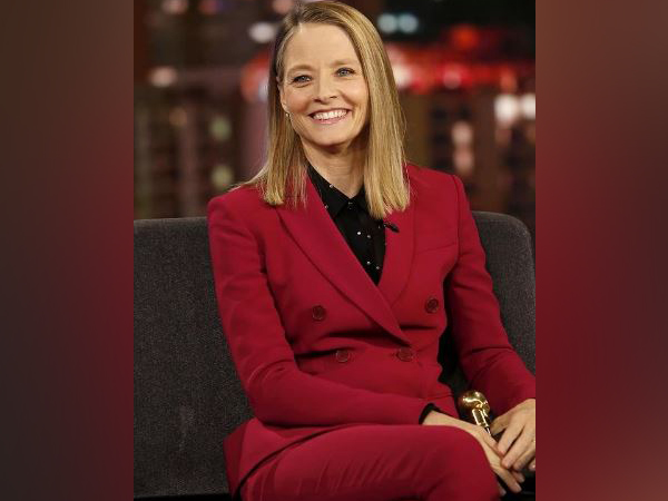 Jodie Foster to receive Cannes' honourary Palme d'Or during opening ceremony