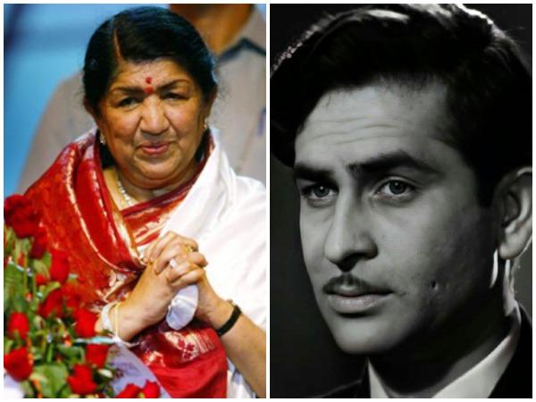Lata Mangeshkar remembers legendary actor Raj Kapoor on his 33rd death anniversary