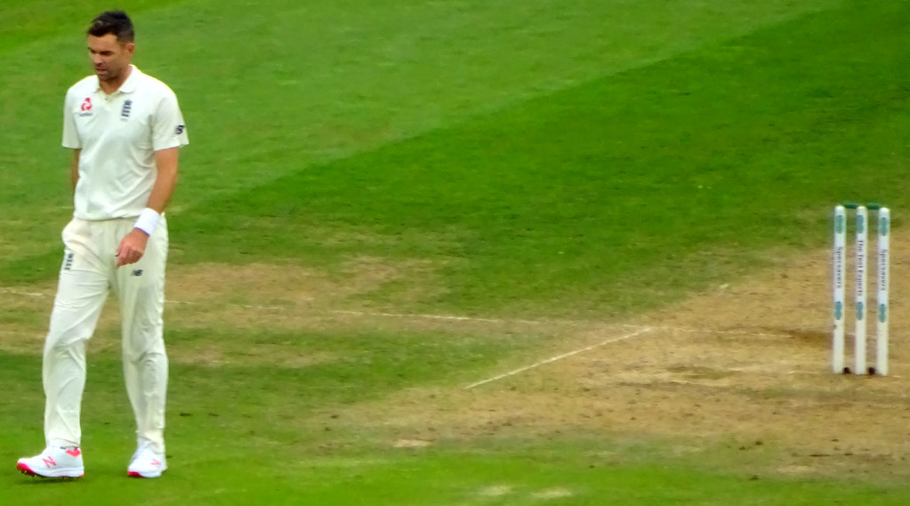 England's Anderson says coronavirus won't end cricket career
