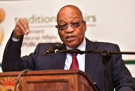 South Africa's former President Zuma placed on medical parole