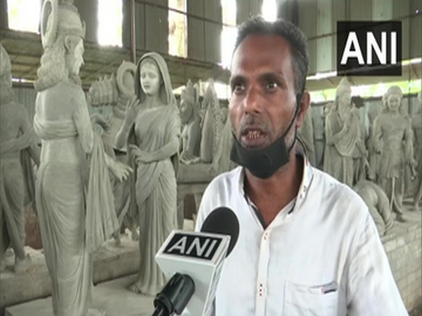 Assam based sculptor making Ramayana-based statues for Ayodhya's Ram Temple since 2013