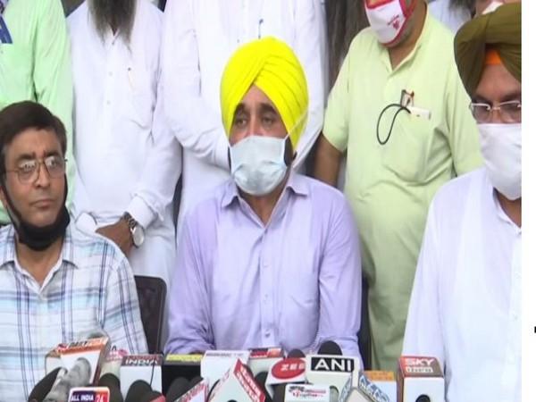 AAP leader Bhagwant Mann slams Punjab govt over hooch tragedy