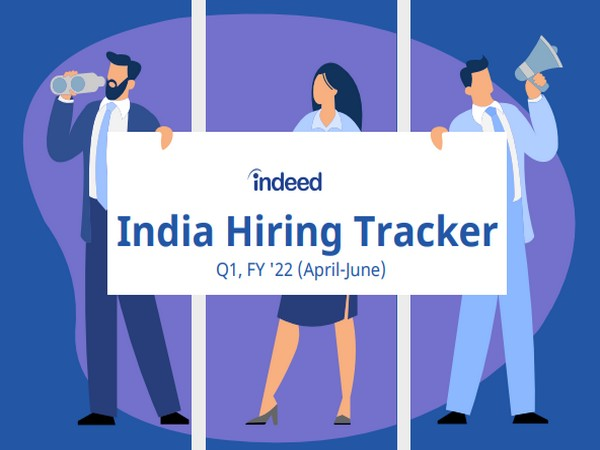 11 pc hiring growth in Q1, shows Indeed India Hiring Tracker