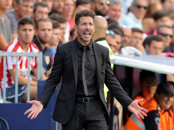 We are rebuilding the team, says Diego Simeone