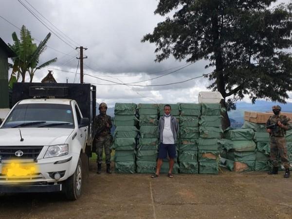 Tension at Assam-Mizoram border as many hurt in violent clash