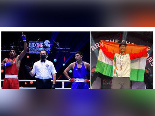 Students of Chandigarh University win 2 Gold medals for India at Asian Youth Boxing Championship