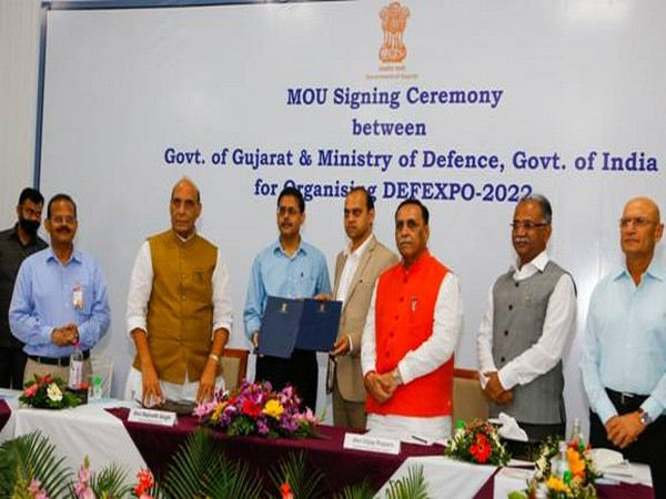 Rajnath Singh reviews DefExpo-2022 preparations, says India will become self-reliant in defence sector