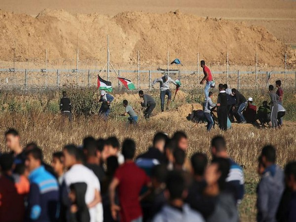 Palestinian man killed in clashes with Israeli soldiers in Gaza