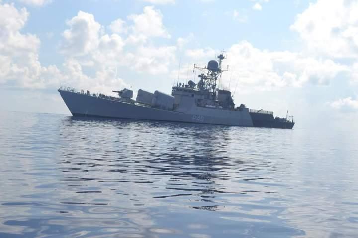 Indian Navy rescues 7 fishermen