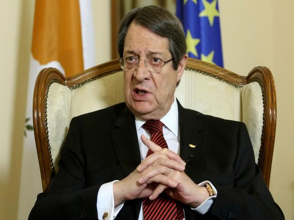 Cypriot President confirms readiness to resume talks on Cyprus settlement